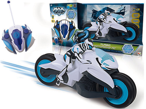 Мотоцикл на р/у Макс Стил 021020 купить в Новосибирске ...