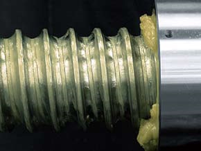 Ball Screw Shaft with Standard Seals
