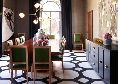 san francisco decorator showcase 2011grant k. gibson dining room traditional home magazine 9.18.12 copy