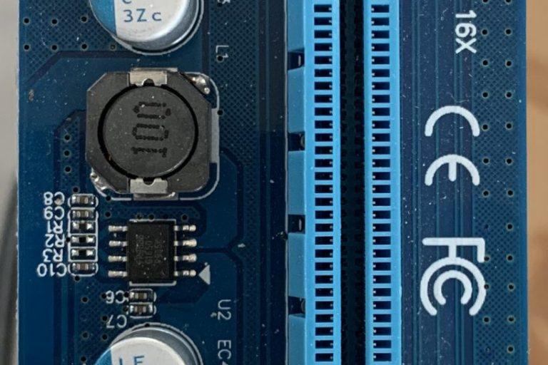 GPU Riser Card