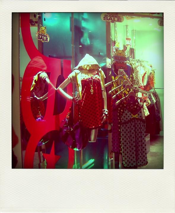Japan Japon Fashion Mode Shibuya 109