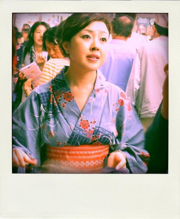 Japon Japan Nihon Fashion Yukata Matsuri