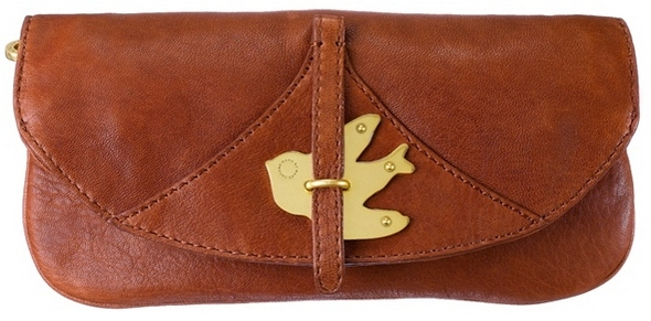 Metal to the petal Marc by marc jacobs clutch bag