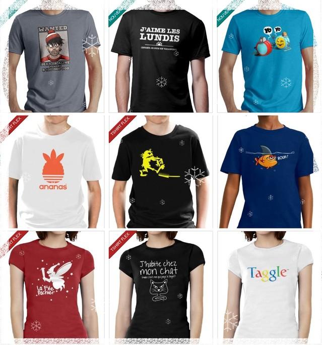 collection rue du tshirt