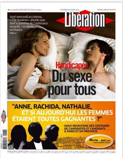 Libération Vendredi 8 mars 2013