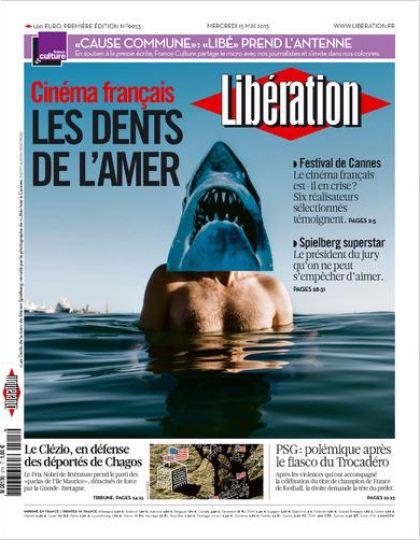 Libération Mercredi 15 Mai 2013