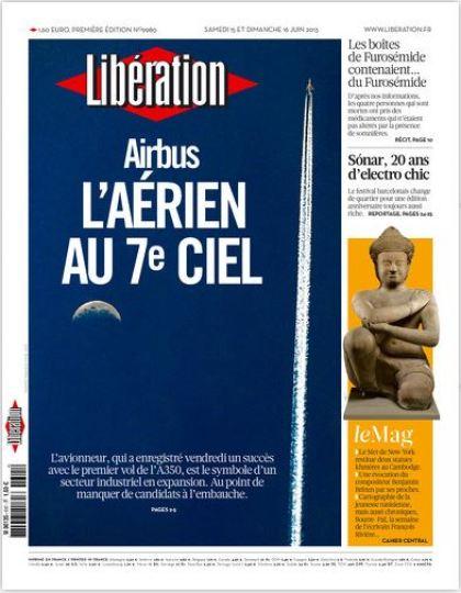 Libération Samedi 15 et dimanche 16 juin 2013