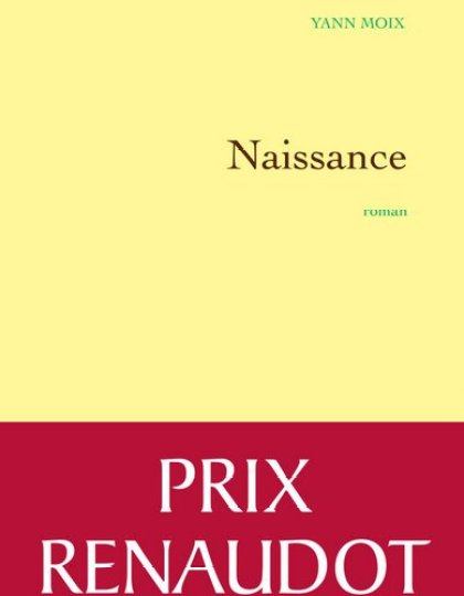 Naissance - Yann Moix