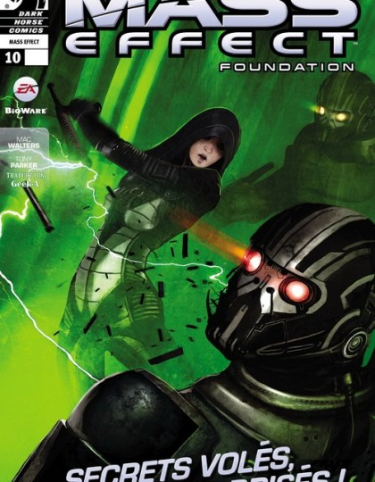 Mass Effect Foundation Tome 10