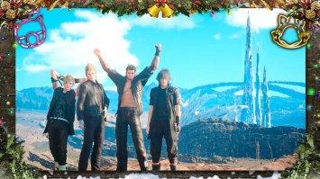 Final Fantasy XV DLC