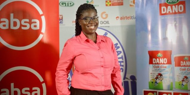 From the contestant's seat to the quiz mistress' seat: the story of Dr. Anita Oppong-Quaicoe