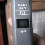【水質について】TDSメーターを使いこなせば、最高の水が作れる!