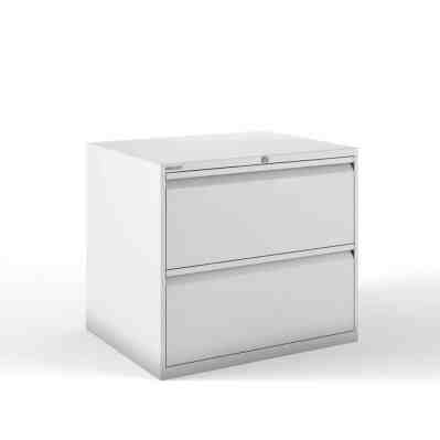 Bisley 2 Drawer Lateral File