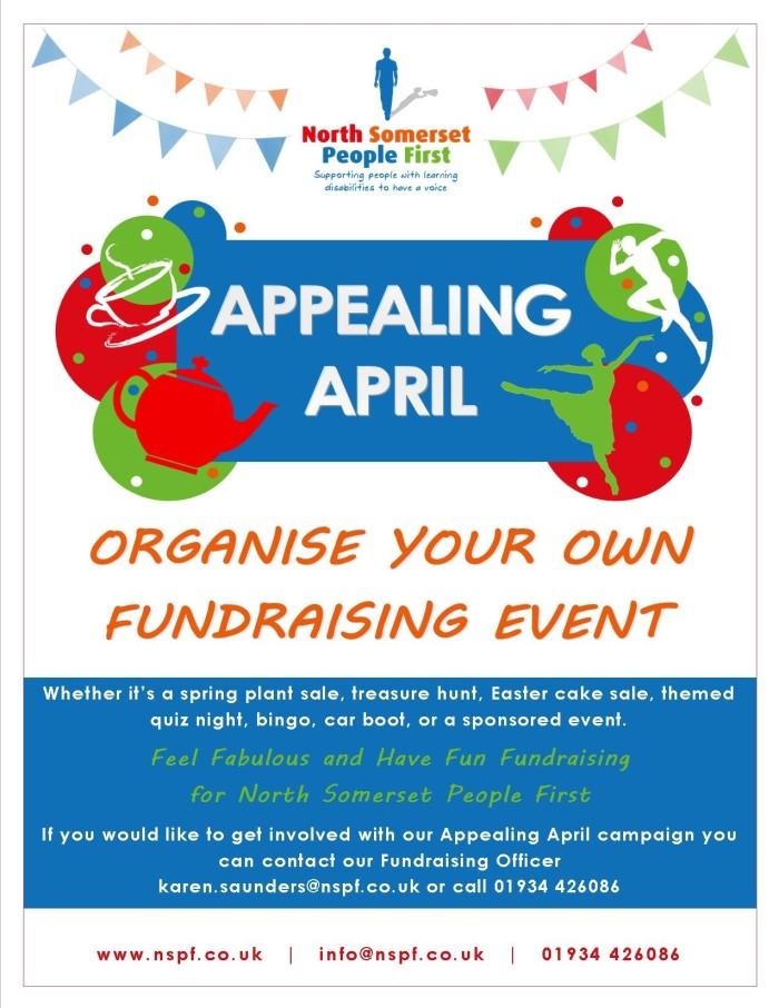 Appealing April A4