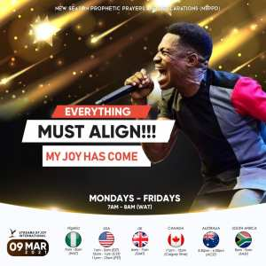 Pastor Jerry Eze 9th March 2021 Devotional (Streams of Joy)