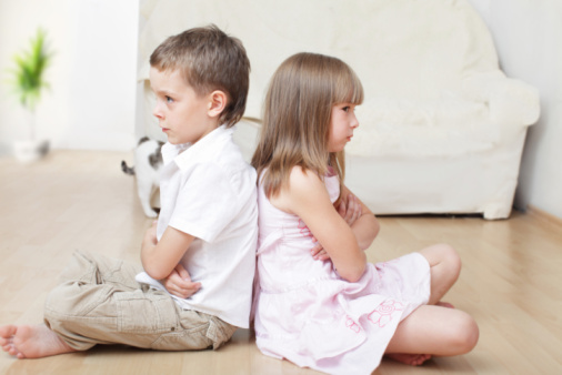 Sibling Rivalry and Conflict Resolution Advice - North ...
