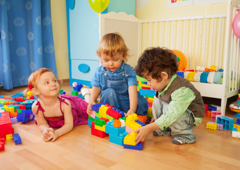 The Educational Benefits of Playing with Blocks - North Shore ...