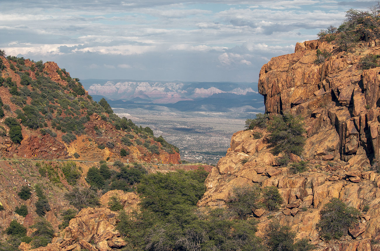 view from Jerome overlook