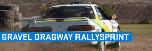 Gravel rallysprint fun