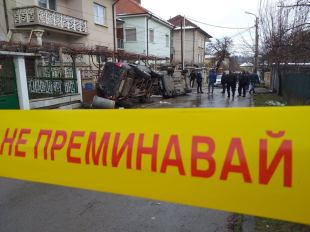 ACTION IN MEZDRA: 70 people attacked the house where a child died (VIDEO + PHOTOS)