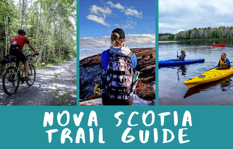 NS Trails Launches New Online Trail Guide