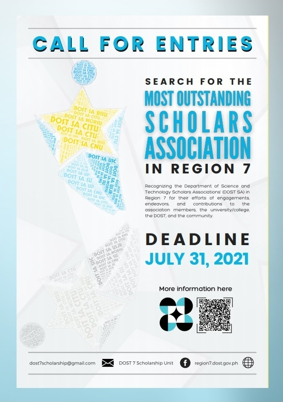 Search for the Most Outstanding SA Poster
