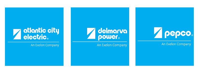 ACE Delmarva Pepco Logos