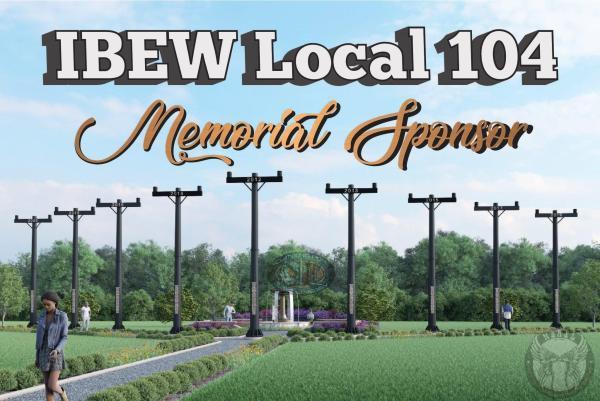 IBEW 104 Legacy Sponsor