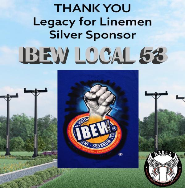 IBEW 53 Legacy Sponsor