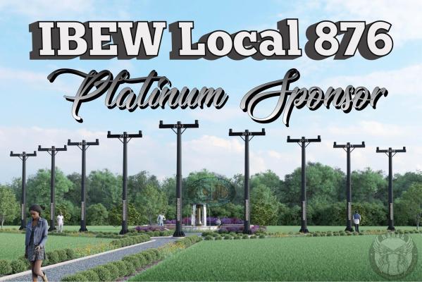 IBEW 876 Legacy Sponsor