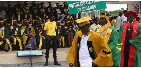 NSUK Postgraduate (PG) School   All You Need to Know