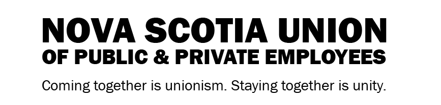 Nova Scotia Union of Public & Private Employees