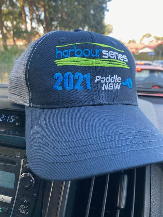 Photo of 2021 Harbour Series cap for all participants