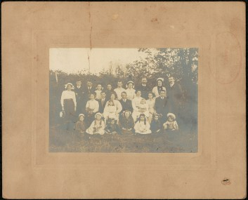 Photo with will written on reverse. NRS 13660 4-74262, Cecil Winch