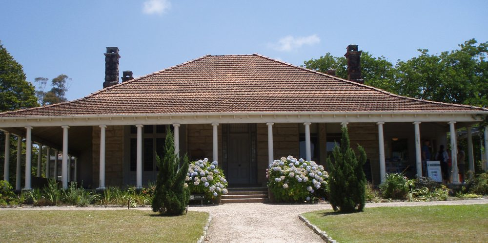Visit Norman Lindsay Gallery and Museum
