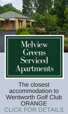 Melview Green Serviced Apartments Orange