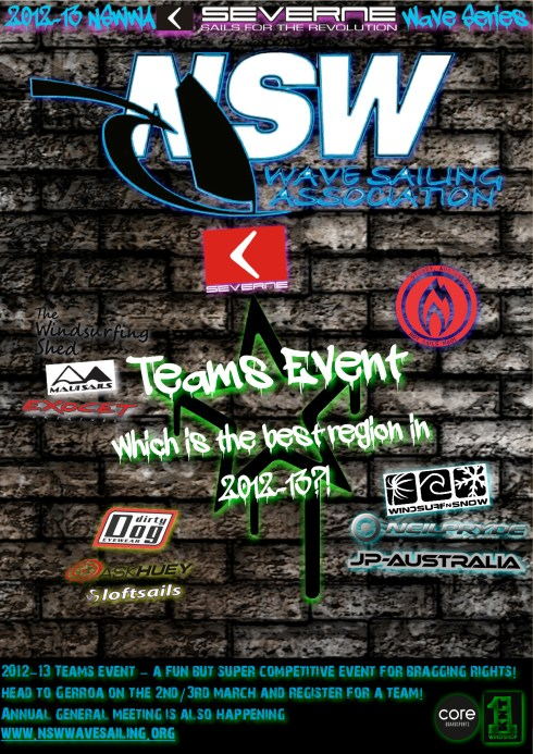2012-13 Teams Event