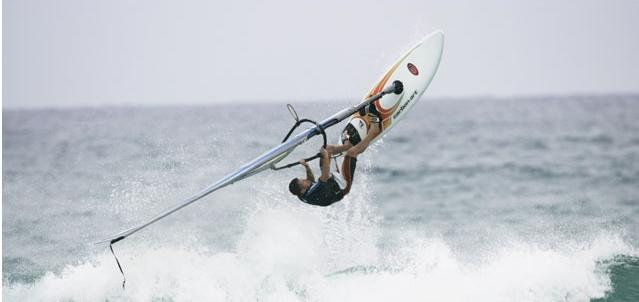 NSW Wavesailing