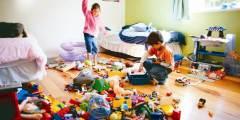 السلوك الفوضوي نحو الاطفال وطريقة علاجة