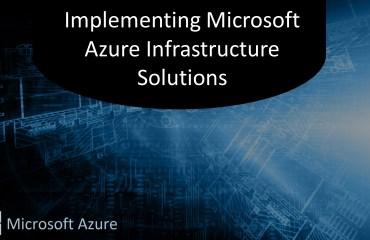 Mettre en oeuvre une solution d'infrastructure Ms Azure
