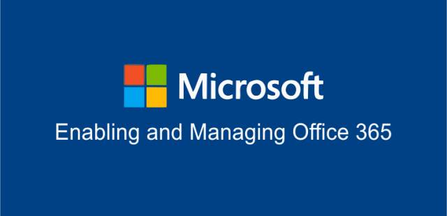 Enabling-and-Managing-Office-365-20347A