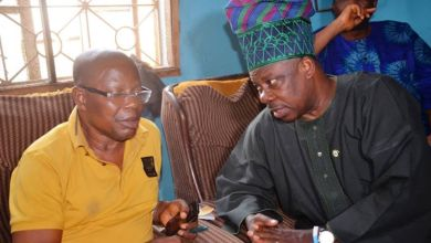 Photo of Yinka Mafe, A Diligent and Hardworking Politician — Amosun