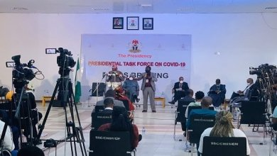 Photo of Video: Presidential Task Force on COVID-19 Briefing | 30 November 2020 | NTA