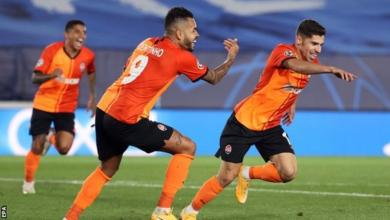Photo of UECL: Covid-hit Shakhtar earn famous win over Real Madrid