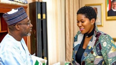 Photo of Stephanie Okereke gets FG Appointment