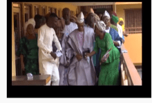 Photo of Video: Retirement and Sendforth Programme of Ogun NDE Coordinator, Mr. Adekunle Bamgbade and Others