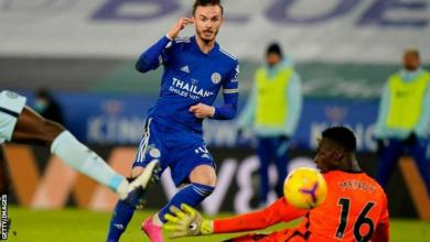 Photo of EPL: Leicester top after dominant win over lacklustre Chelsea