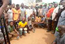"Photo of PhotoNews: The Sensitisation Of Stakeholders On Indiscriminate Parking At the Gateway Trailer Park ""B"" In Ogere"