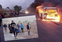 Photo of Wikki FC players escape death as bus goes up in flames