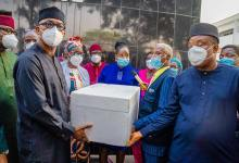 Photo of Ogun Receives 50,000 Doses Of COVID-19 Vaccine